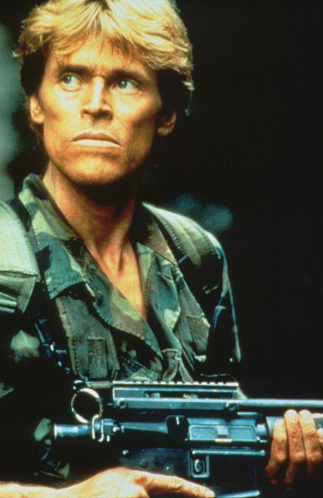 Der frühere CIA-Mann Clark (Willem Dafoe) hat den klaren Auftrag, die kolumbianischen Drogen-Barone möglichst schnell zu eliminieren ... - Bildquelle: Paramount Pictures