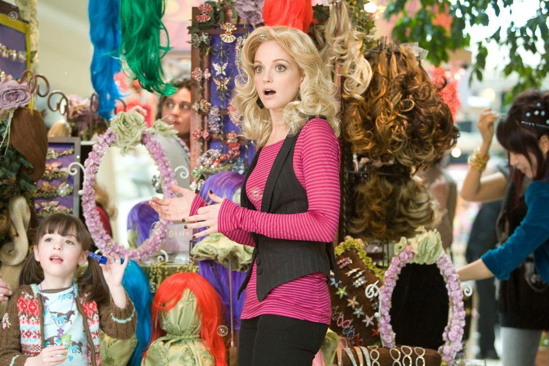 Wird Paul das Herz von Amy (Jayma Mays) erobern können? - Bildquelle: 2009 Columbia Pictures Industries, Inc. and Beverly Blvd LLC. All Rights Reserved.