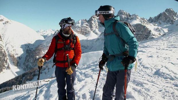 Achtung Kontrolle - Achtung Kontrolle! - Thema U.a. Der Wächter Der Berge - Die Alpinpolizei