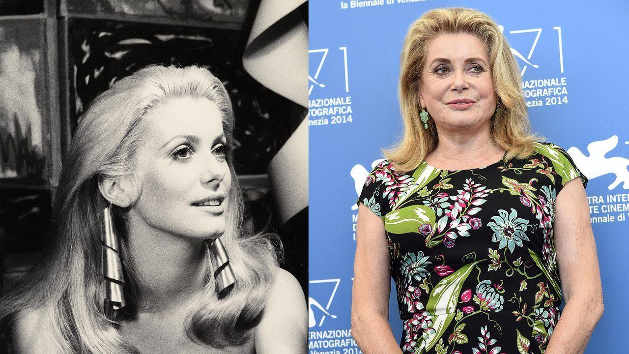 Nackt deutsche schauspielerin blond Deutsche Mutter
