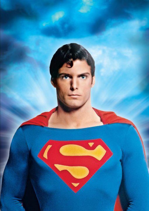 Superman - Artwork - Bildquelle: DC Comics.   1978 Warner Bros. Entertainment Inc. All rights reserved.