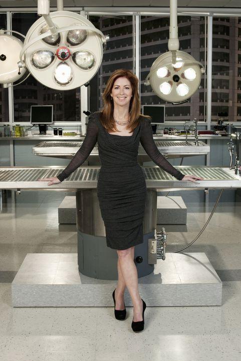 (1. Staffel) - Als ihrer Karriere durch einen schweren Autounfall schlagartig ein Ende gesetzt wurde, tritt die Neurochirurgin Dr. Megan Hunt (Dana... - Bildquelle: 2010 American Broadcasting Companies, Inc. All rights reserved.
