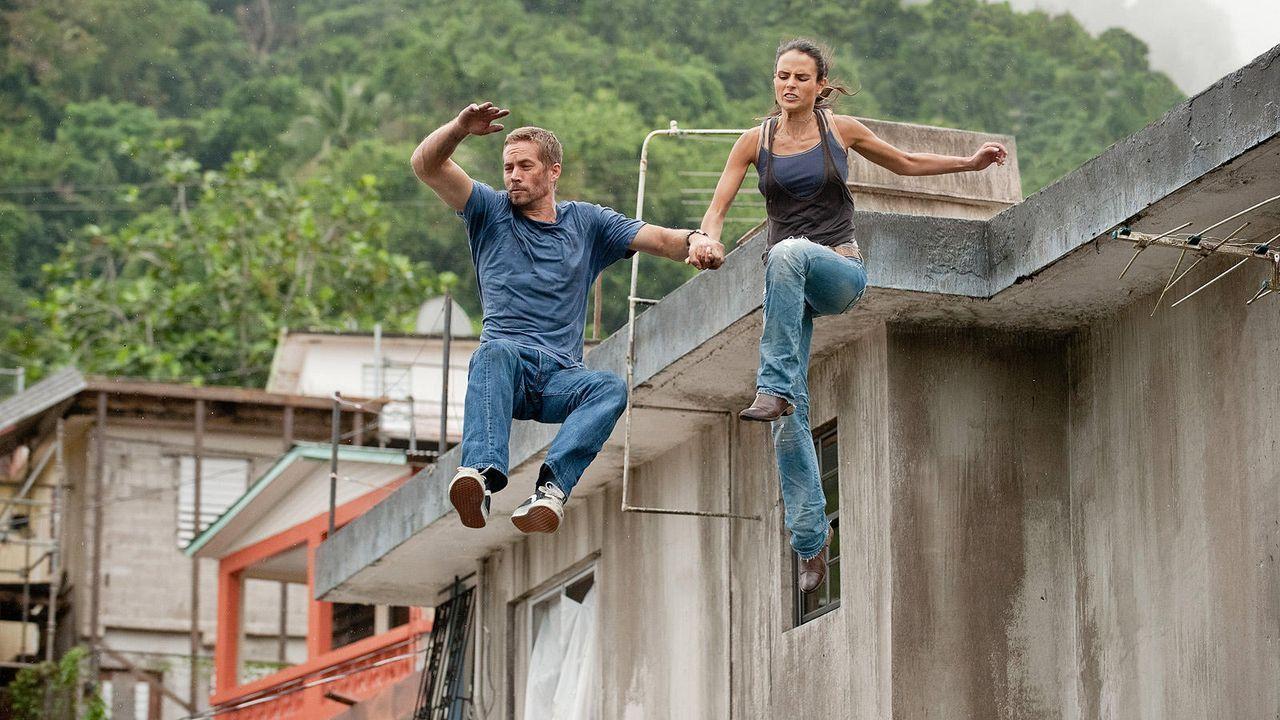 "Jordana Brewster in ""Fast and Furious Five"" - Bildquelle: Universal Studios"