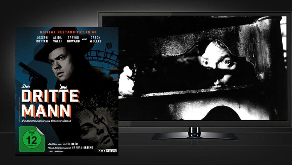 Der dritte Mann (70th Anniversary Collector's Edition Blu-ray) - Bildquelle: Arthaus