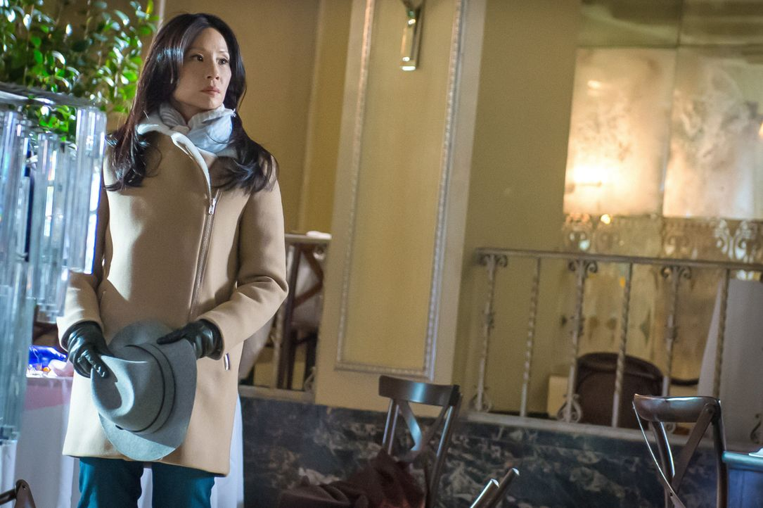 Ermittelt mit Holmes in einem neuen Fall: Dr. Watson (Lucy Liu) ... - Bildquelle: CBS Television
