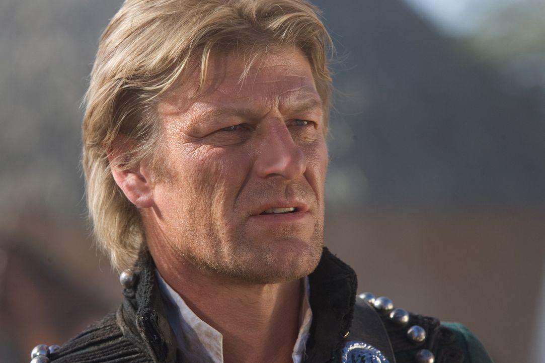 Im Laufe des grausamen Krieges gelingt es Sharpe (Sean Bean), mit jeder gewonnenen Schlacht sein Ansehen zu festigen. Doch nun steht er vor seiner g... - Bildquelle: Copyright BBC 2006