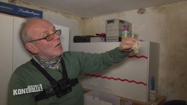 Achtung Kontrolle - Achtung Kontrolle! - Thema U.a.: Gesundheitliche Probleme Nach Schimmelbefall - Schimmeljäger Böge