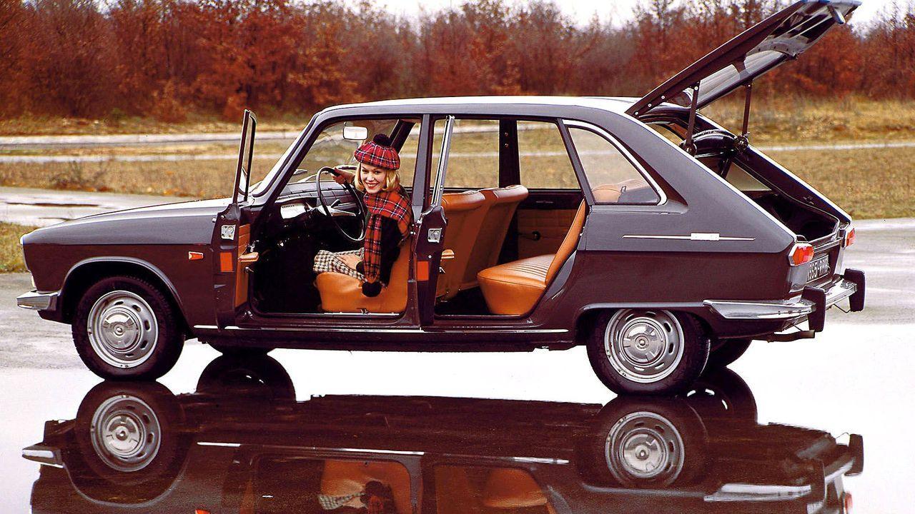Renault 16 - Bildquelle: Renault