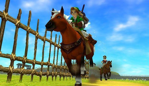 Legend of Zelda - Bildquelle: dpa