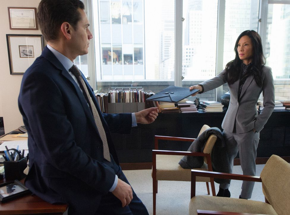Dr. Watson (Lucy Liu) - Bildquelle: Jeff Neira 2017 CBS Television. All Rights Reserved/Jeff Neira
