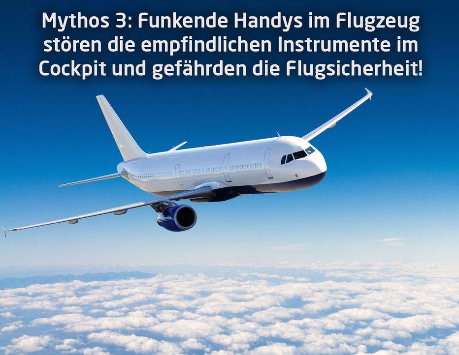 Flugzeug-Mythos3 - Bildquelle: dell - Fotolia