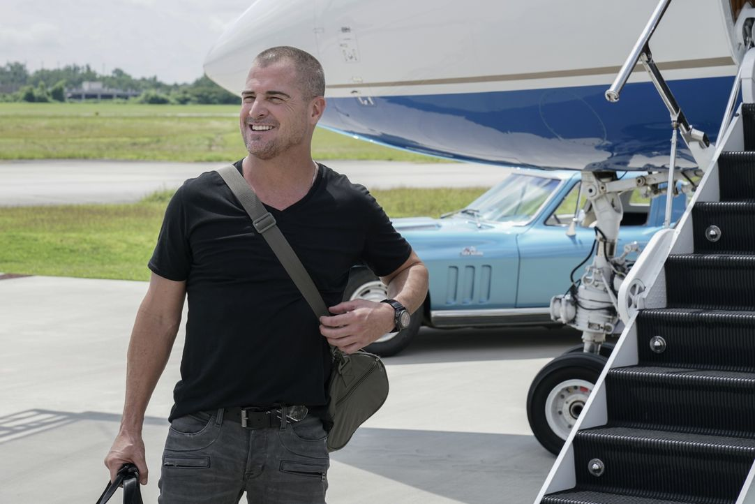 Jack Dalton (George Eads) - Bildquelle: Jace Downs 2018 CBS Broadcasting, Inc. All Rights Reserved. / Jace Downs