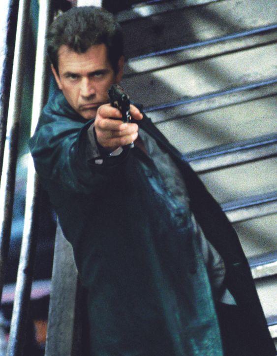 Will sich seinen Anteil am erbeuteten Geld wiederholen, um das ihn seine Frau und sein Partner betrogen haben: Gangster Porter (Mel Gibson) ... - Bildquelle: Warner Bros.