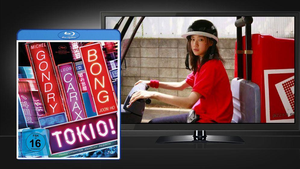 Tokio (Blu-ray Disc) - Bildquelle: Koch Films