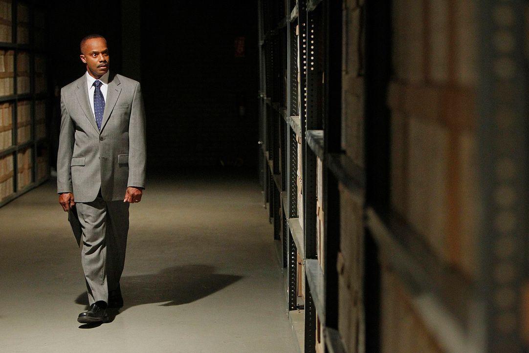 Ein neuer Fall beschäftigt Vance (Rocky Carroll) und sein Team ... - Bildquelle: CBS Television