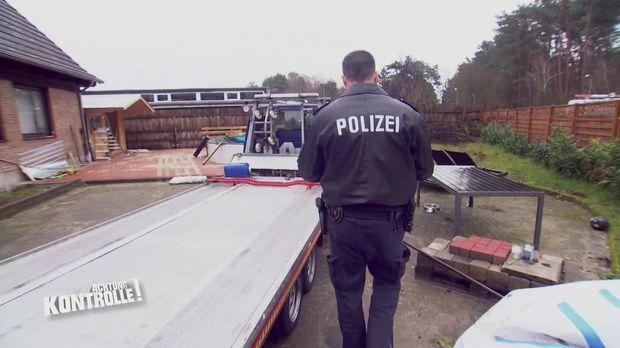 Achtung Kontrolle - Achtung Kontrolle! - Thema U.a.: Abschleppdienst Braucht Polizeiunterstützung