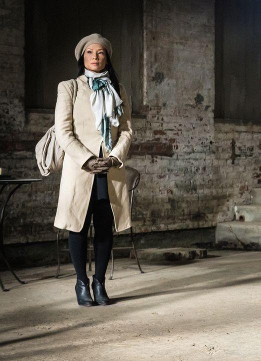 Weiß nicht so recht, was sie von Moriarty halten soll: Dr. Joan Watson (Lucy Liu) ... - Bildquelle: CBS Television