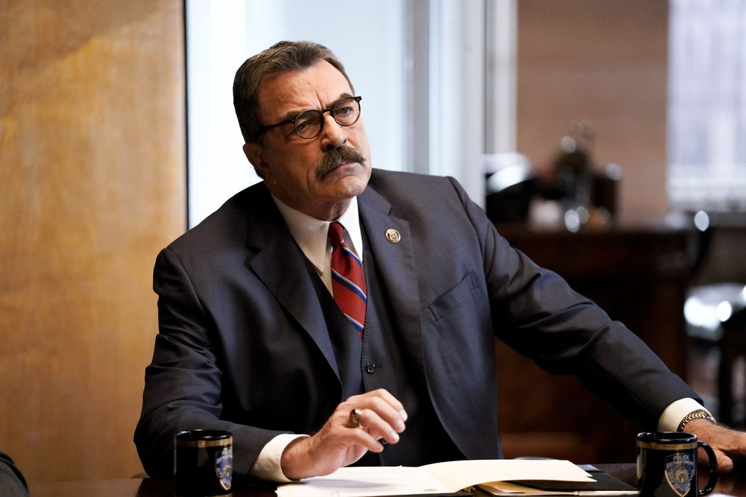 Frank Reagan (Tom Selleck) - Bildquelle: Patrick Harbron 2018 CBS Broadcasting, Inc. All Rights Reserved.
