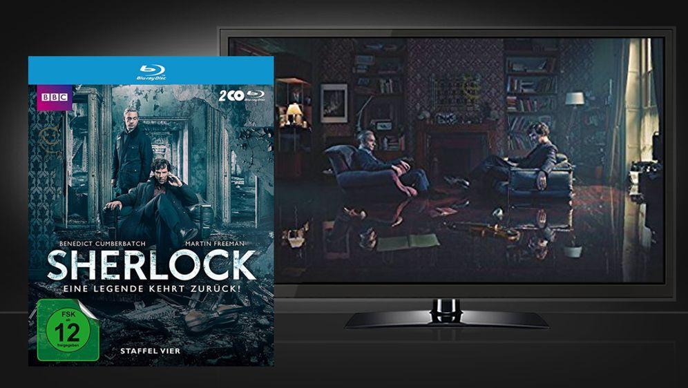 Sherlock - Staffel Vier (Blu-ray) - Bildquelle: Polyband BBC