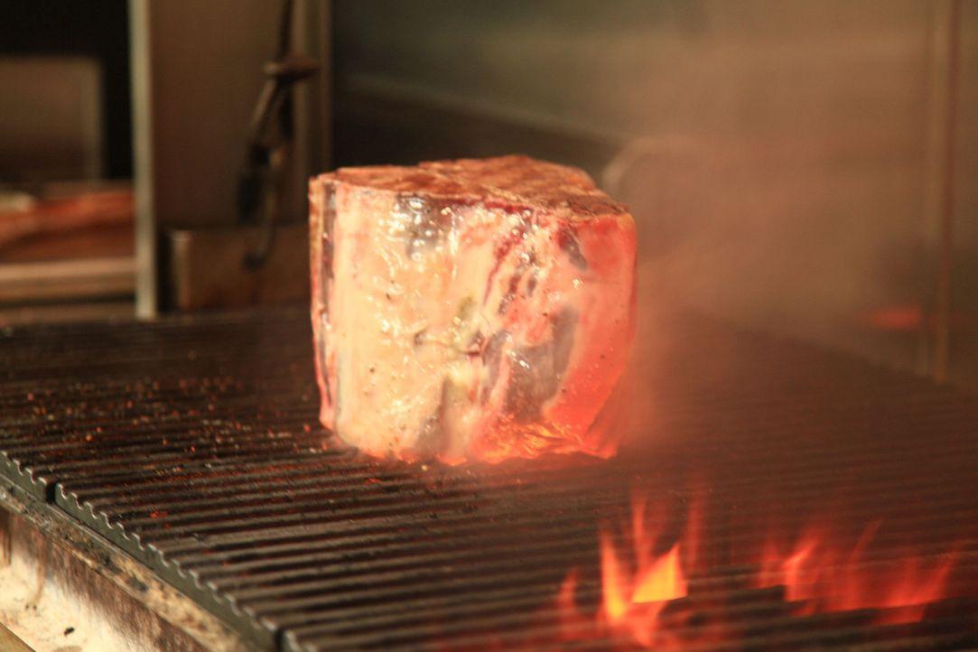 Furious Pete stellt in Amerikas Metropolen Food und Restaurants vor, die es so nur in den USA gibt ... - Bildquelle: kabel eins