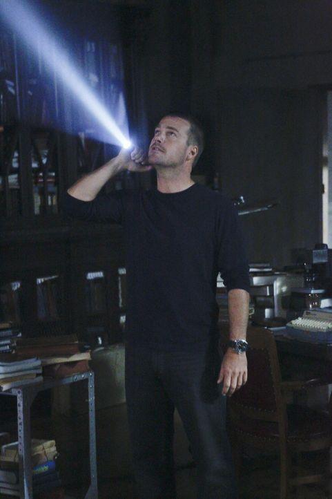 Muss gemeinsam mit seinen Kollegen einen neuen Fall aufdecken: Callen (Chris O'Donnell) ... - Bildquelle: CBS Studios Inc. All Rights Reserved.