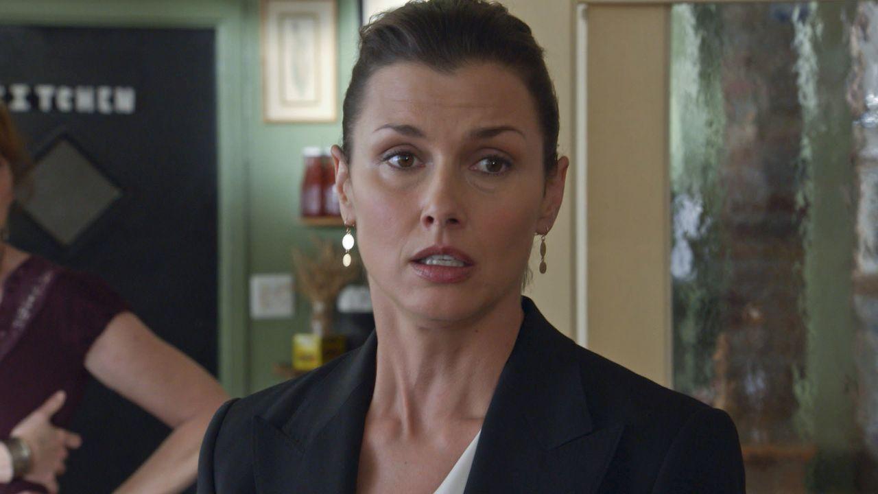 Erin (Bridget Moynahan,) glaubt, dass ein Mädchen entführt wurde. Danny und Maria gehen dem Verdacht nach ... - Bildquelle: 2013 CBS Broadcasting Inc. All Rights Reserved.