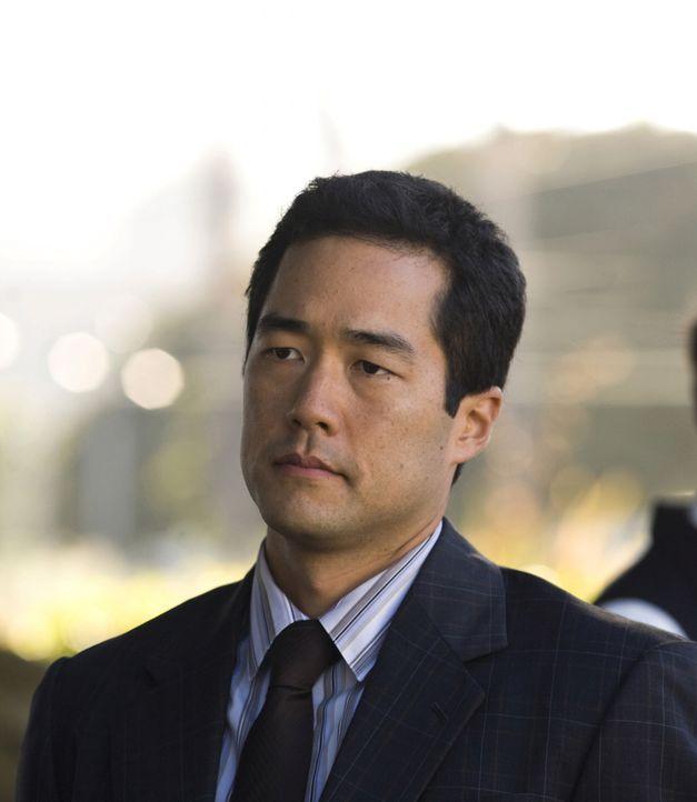 Muss knallharte Ermittlungen führen: Kimball Cho (Tim Kang) ... - Bildquelle: Warner Bros. Television