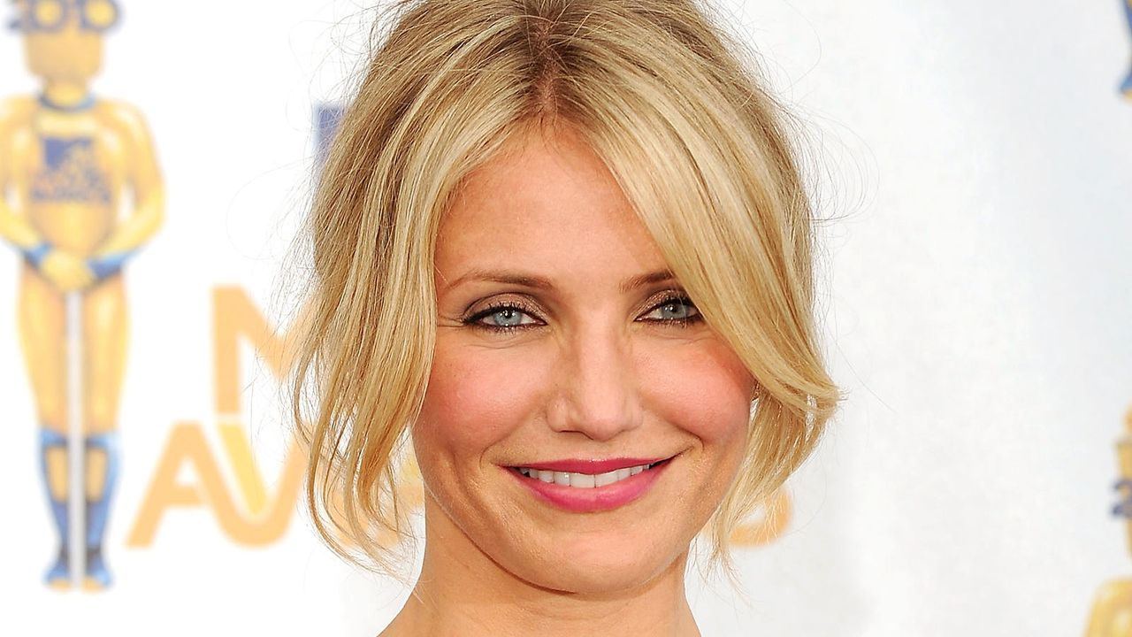 Cameron Diaz - Bildquelle: getty-AFP