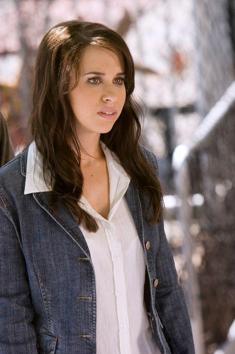 Donna Ellis (Lacey Chabert) weiß nicht so recht, ob sie wirklich an Melindas Fähigkeiten glauben soll ... - Bildquelle: ABC Studios
