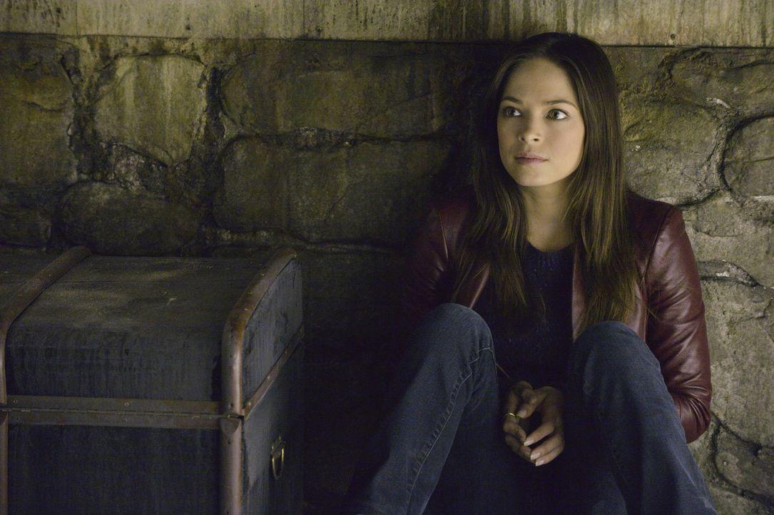 Wird von Gabe gefangen gehalten und hofft auf Vincents Hilfe: Catherine (Kristin Kreuk) - Bildquelle: 2012 The CW Network, LLC. All rights reserved.