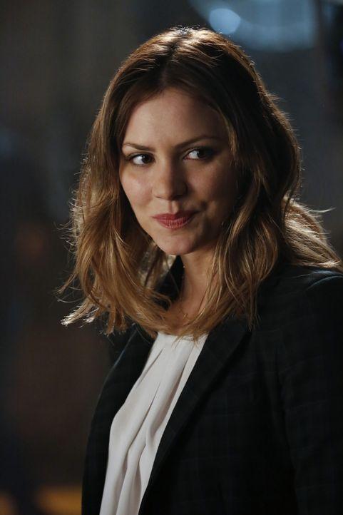 Ihr Sohn steht für Paige (Katharine McPhee) immer an erster Stelle ... - Bildquelle: Robert Voets 2014 CBS Broadcasting, Inc. All Rights Reserved