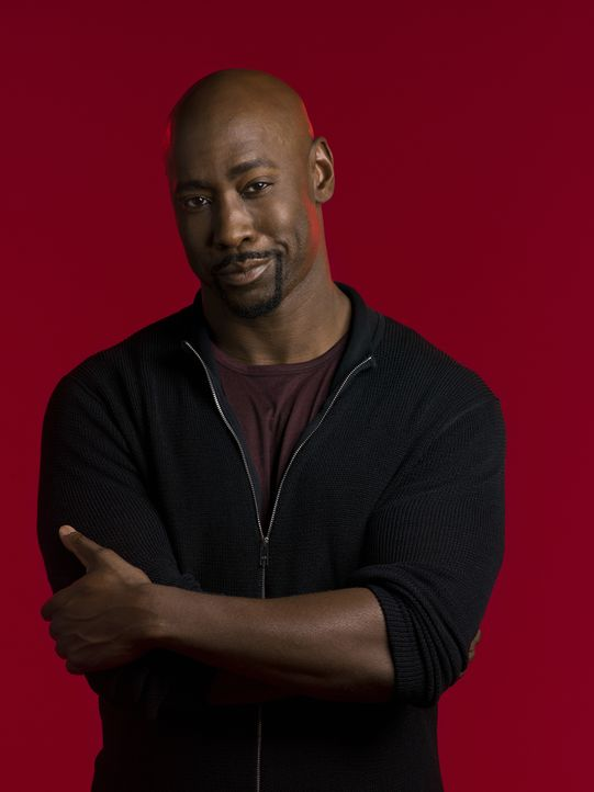 Amenadiel (D.B. Woodside) - Bildquelle: Jason Bell 2017 Fox Broadcasting Co. / Jason Bell