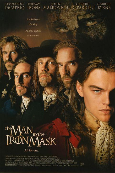 """""""Der Mann in der eisernen Maske"""" - Bildquelle: 1998 UNITED ARTISTS PICTURES INC. All Rights Reserved"""