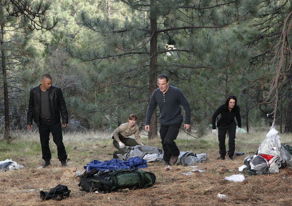 Jedes Jahr im Frühling, kurz vor der Eröffnung der Jagdsaison, verschwinden in den Wäldern vor Idaho Menschen, von denen danach einige tot aufgef... - Bildquelle: Touchstone Television