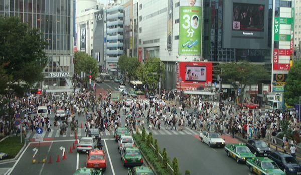 Shibuya - Bildquelle: Valentina Resetarits