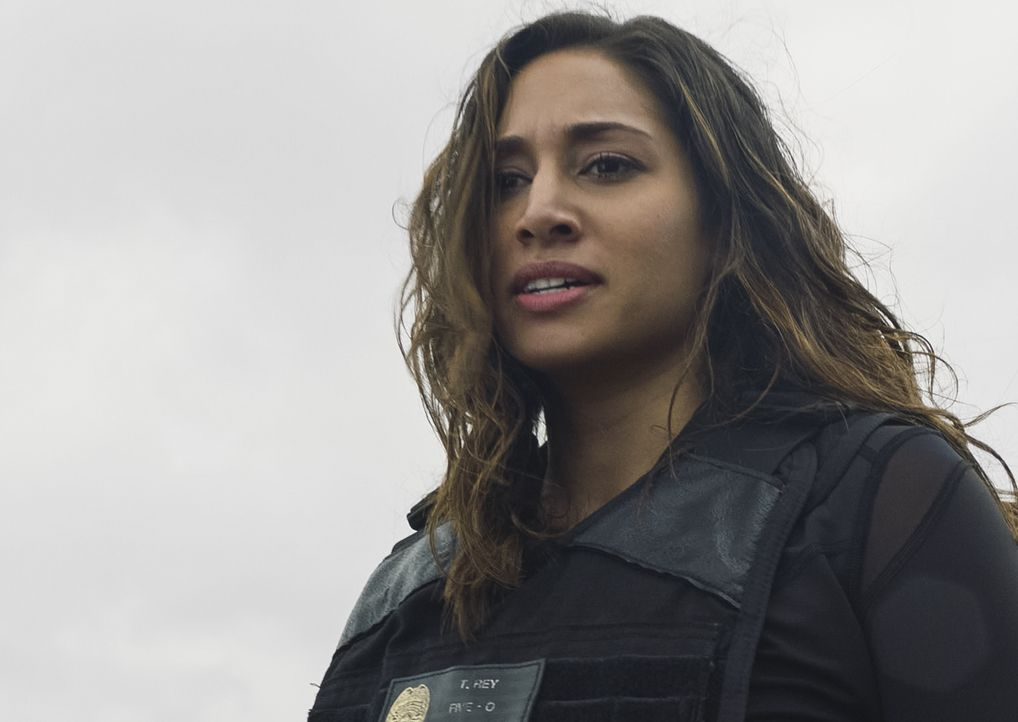 Tani Rey (Meaghan Rath) - Bildquelle: 2019 CBS Broadcasting, Inc. All Rights Reserved