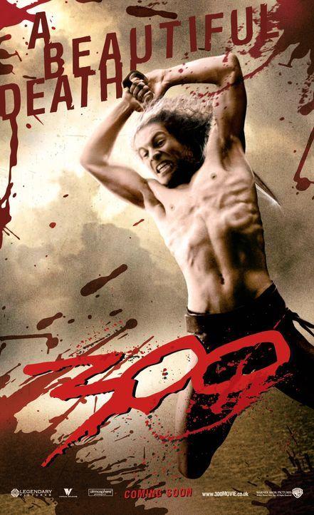 300 - Plakatmotiv - Bildquelle: TM & © Warner Bros. Entertainment Inc.