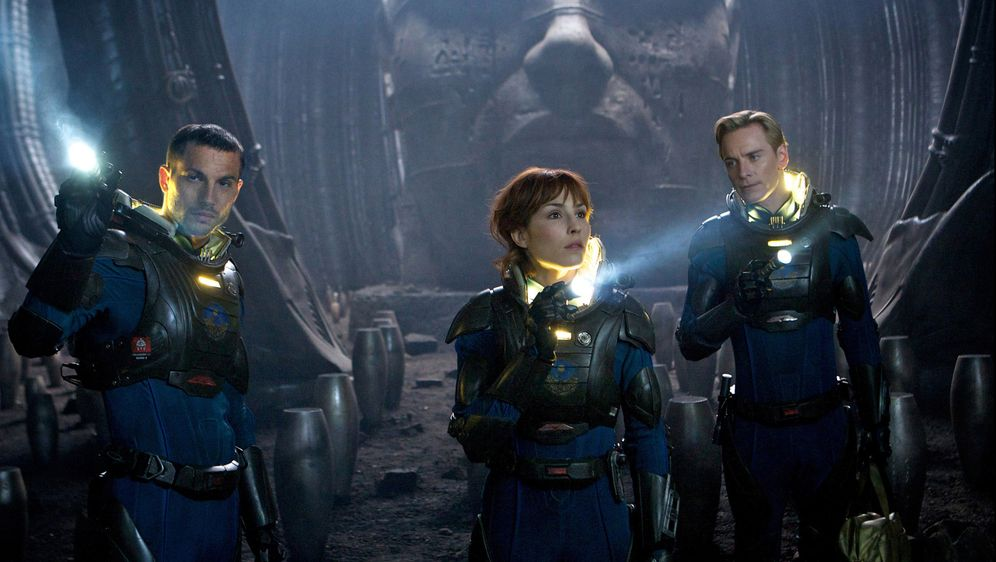 Prometheus - Dunkle Zeichen - Bildquelle: TM and   2012 Twentieth Century Fox Film Corporation.  All rights reserved.