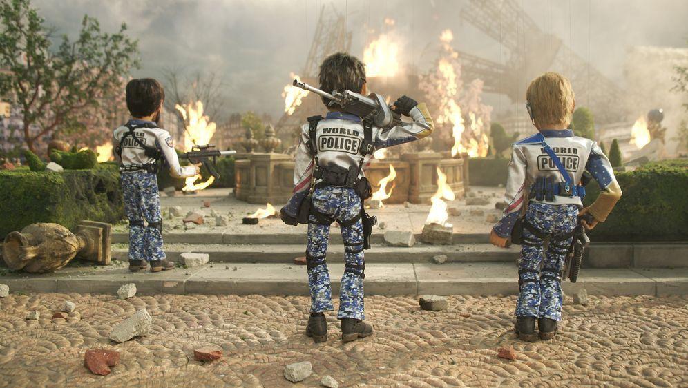Team America - Bildquelle: Paramount Pictures