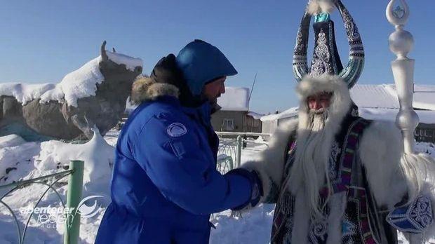Abenteuer Leben - Abenteuer Leben - Der Weihnachtsmann - Am Kältesten Ort Der Welt