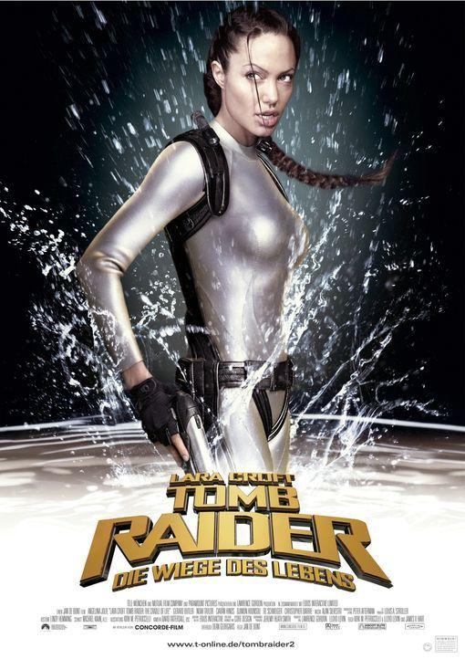 Lara Croft: Tomb Raider - Die Wiege des Lebens - Plakatmotiv - Bildquelle: 2003 by Paramount Pictures. All Rights Reserved.