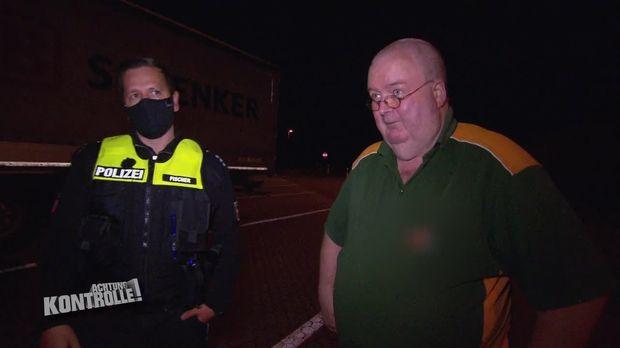 Achtung Kontrolle - Achtung Kontrolle! - Thema U.a.: Fahrverbot Für Lkws An Feiertagen - Polizei Rotenburg