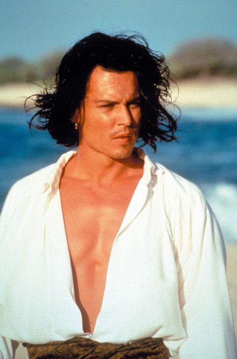 Liebe und Leidenschaft bestimmen sein Leben. Don Juan (Johnny Depp) fasziniert als größter Liebhaber aller Zeiten nicht nur die Frauen, sondern au... - Bildquelle: Warner Bros.