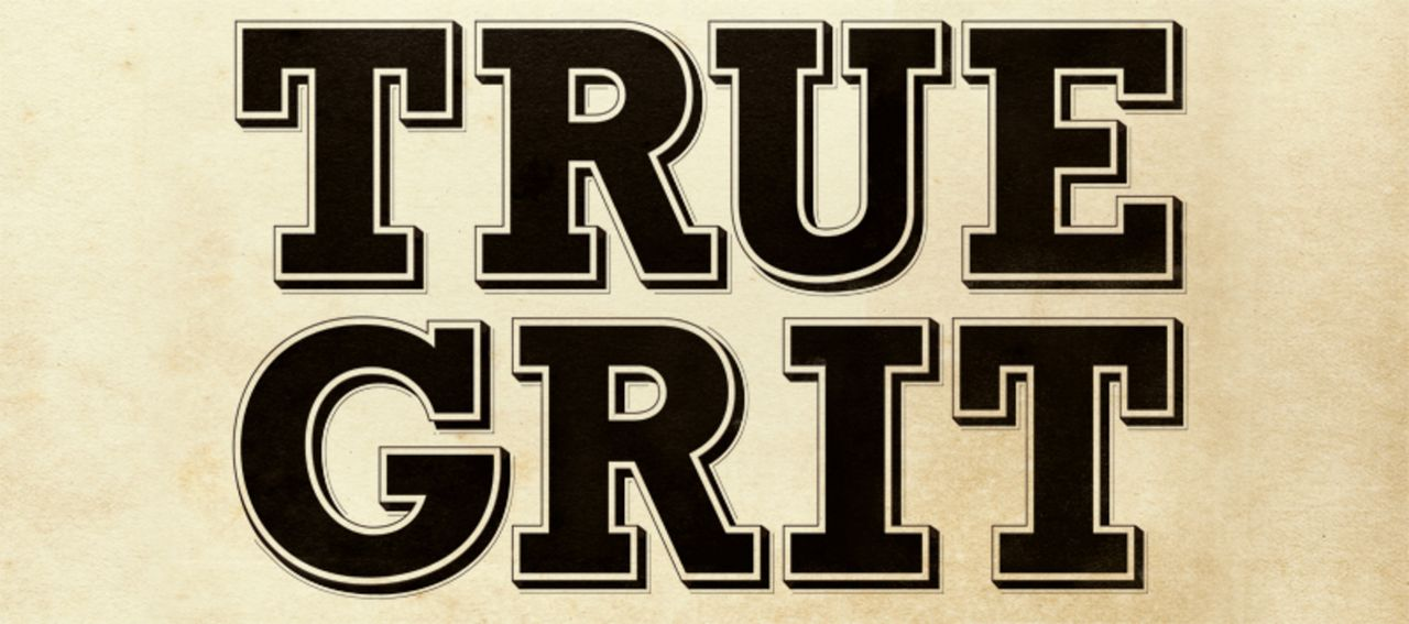 True Grit - Logo - Bildquelle: (2010) PARAMOUNT PICTURES. All rights reserved.