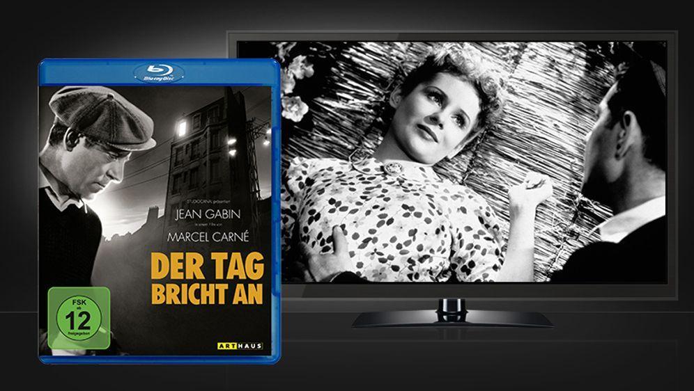 Der Tag bricht an (Blu-ray Disc) - Bildquelle: Studiocanal