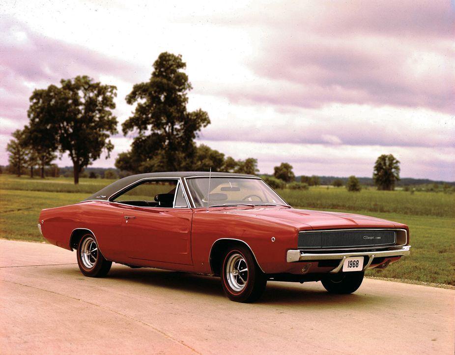 Klassiker mit besonderem Kult-Faktor: Dodge Charger - Bildquelle: Dodge