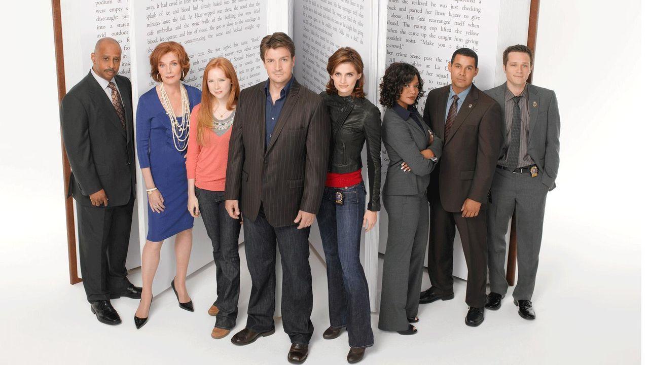 Eine coole Truppe für alle Fälle - Bildquelle: ABC Studios