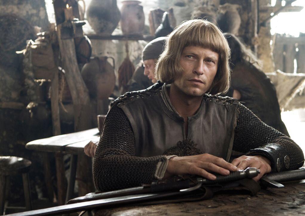 Wir befinden uns irgendwann und irgendwo im tiefsten Mittelalter: Ritter Lanze (Til Schweiger) macht sich auf die Suche nach der entführten Prinzess... - Bildquelle: Warner Brothers
