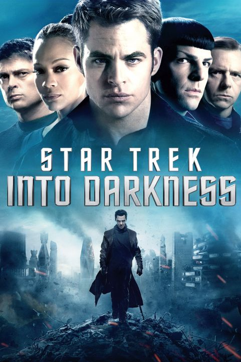 STAR TREK INTO DARKNESS - Artwork - Bildquelle: 2013 Paramount Pictures.  All Rights Reserved.