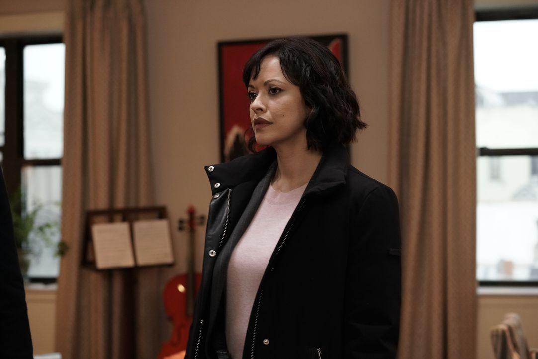 Maria Baez (Marisa Ramirez) - Bildquelle: Patrick Harbron 2018 CBS Broadcasting, Inc. All Rights Reserved. / Patrick Harbron